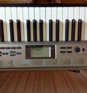 Синтезатор casio ctk-1300 + адаптер