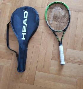 """Ракетка теннисная """"HEAD MX ice elite"""""""