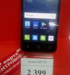 Телефон 📱 Alcatel 4027D