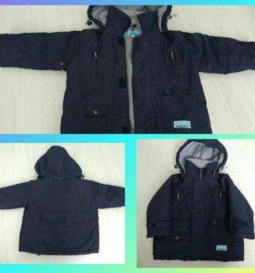 Курточка демисезонная детская р.92-98