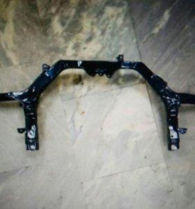 Панель передняя Honda crv 3