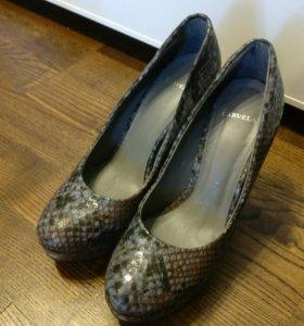 Туфли Carvelа натуральная кожа