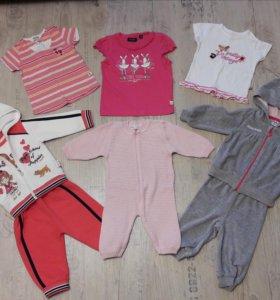 Детская одежда р. 62-86