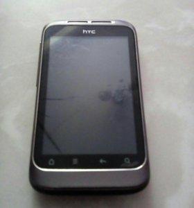 Телефон смартфон HTC wildfire s