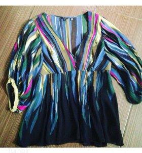 Шёлковая блуза, Италия