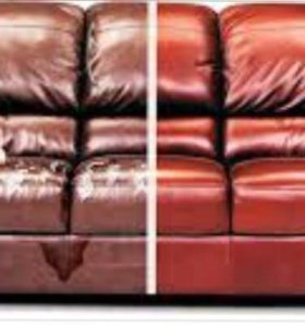 Ремонт мягкой мебели перетяжка