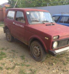 Продам ВАЗ-2121 Нива