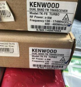 Рация Kenwoob TK-F6 (новая)