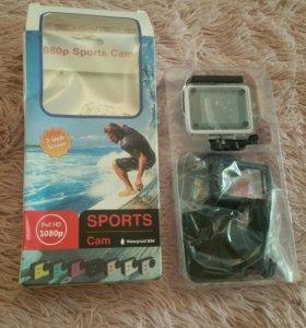 HD камера (спорт)
