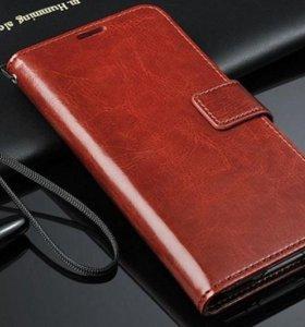Новый чехол книжка для Samsung Galaxy S5