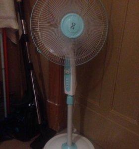 Вентилятор напольный Daewoo