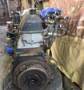 Мотор ваз 2101 1,2л