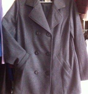 Пальто -пиджак осенний