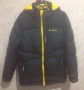 Куртка зимняя,б/у,в хорошем состоянии