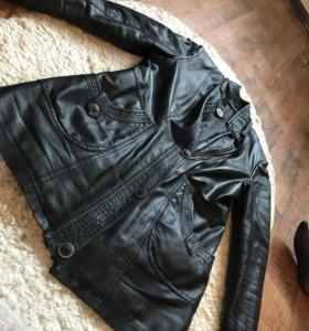Куртка на осень кож.зам
