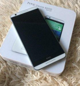 Продаю новый смартфон HTC desire 820 g dual sim