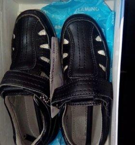 Туфли детские размер 28-29