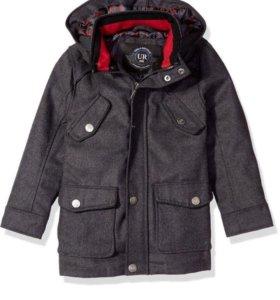 НОВОЕ Пальто для мальчика