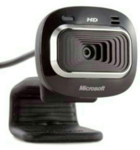 Веб камера Microsoft HD 3000
