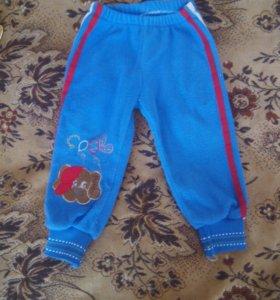 Теплый костюмчик для мальчика (9мес-1год)