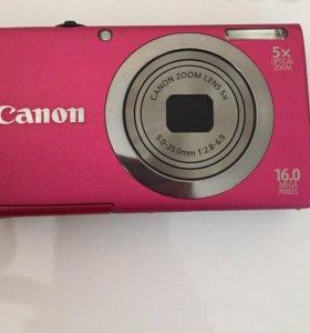 Фотоаппарат Canon zoom lens 5x