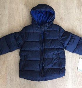 Новая куртка киаби 8 лет