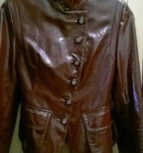 Куртка кожаная (натуральная)