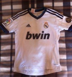 Футбольная игровая футболка REAL MADRID