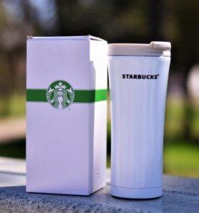 Термокружка Starbucks (бел.)