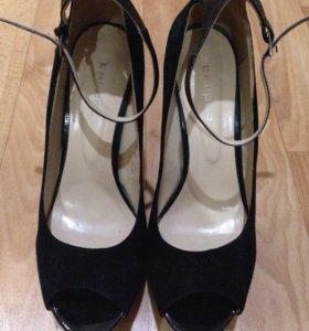 Туфли чёрные Calipso