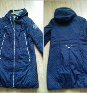 Куртка  -пальто   осень/весна