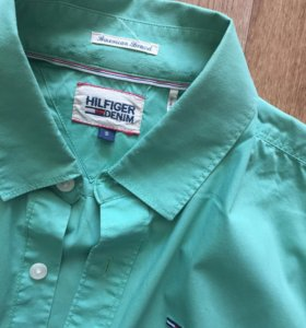 Tommy Hilfiger рубашка S, slim fit