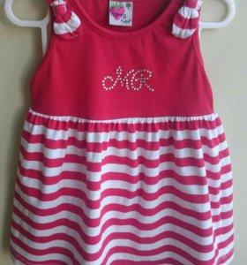 Платье детское на 86 рост