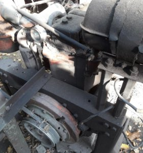 Двигатель Д21