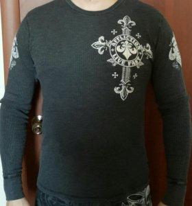 Нов.пуловер Affliction-L