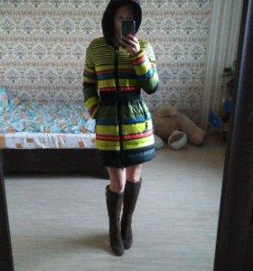 Куртка-пуховик р-р44-46 Зима НОВАЯ