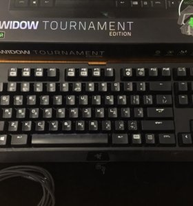 Клавиатура Razer Blackwidow Tournament