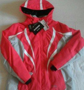 Новая зимняя куртка Glissade р.54