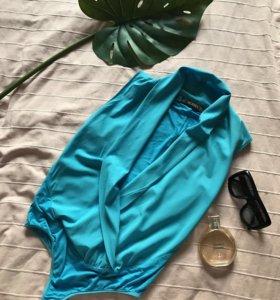 Боди блузка
