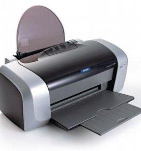 Принтер струйный Epson Stylus C84