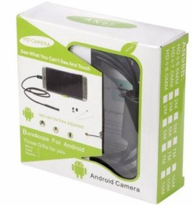 USB Эндоскоп Android для телефона и пк