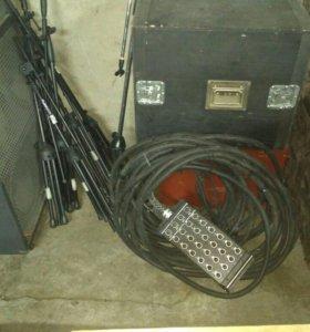 Комплект концертной аппаратуры
