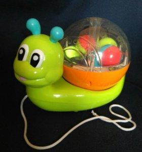 Детские развивающие музыкальные игрушки