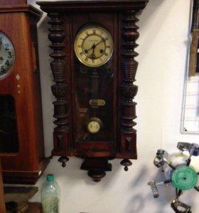 Французские настенные часы Le Roi a Paris