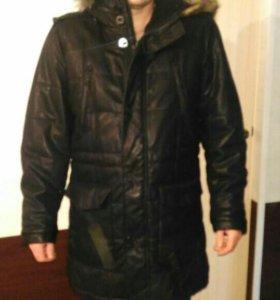 Новая зимняя  куртка из mango