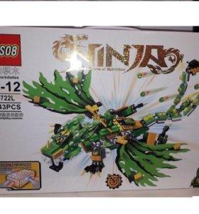Лего Ниндзя 70722L