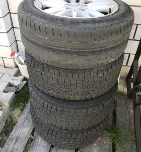 диски с резиной 16 радиус