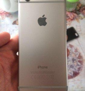 iPhone 6 на 128гб.
