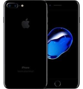 iPhone 7 plus 126Gb Jet Black