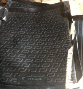 Ковер в багажник Фольксваген Пассат В6
